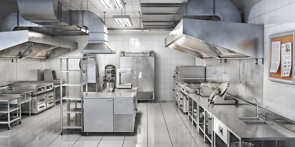 Quy trình thi công bếp nhà hàng hải sản ven biển từ A – Z