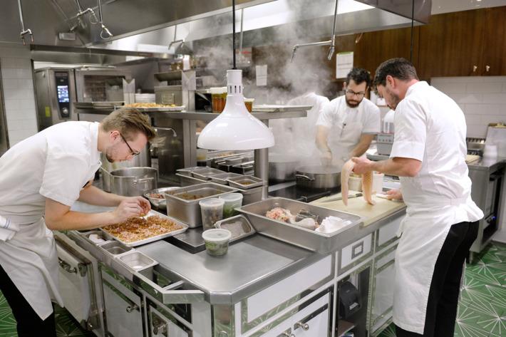 khu nấu