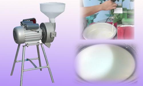 giá máy xay bột gạo nước