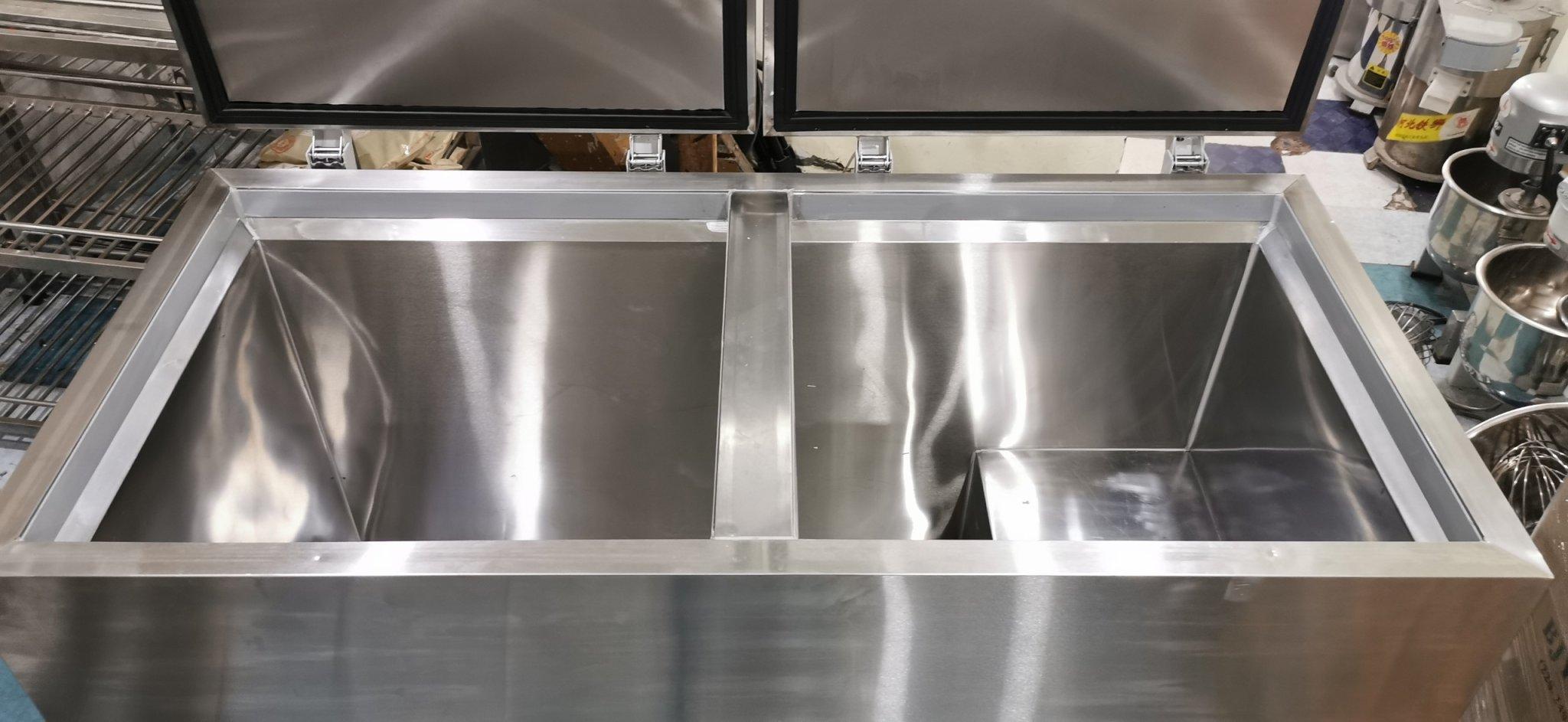 tủ đông lạnh nằm công nghiệp