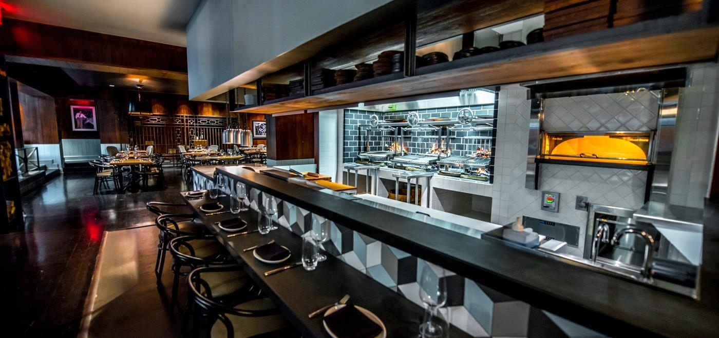thiết kế bếp nhà hàng3