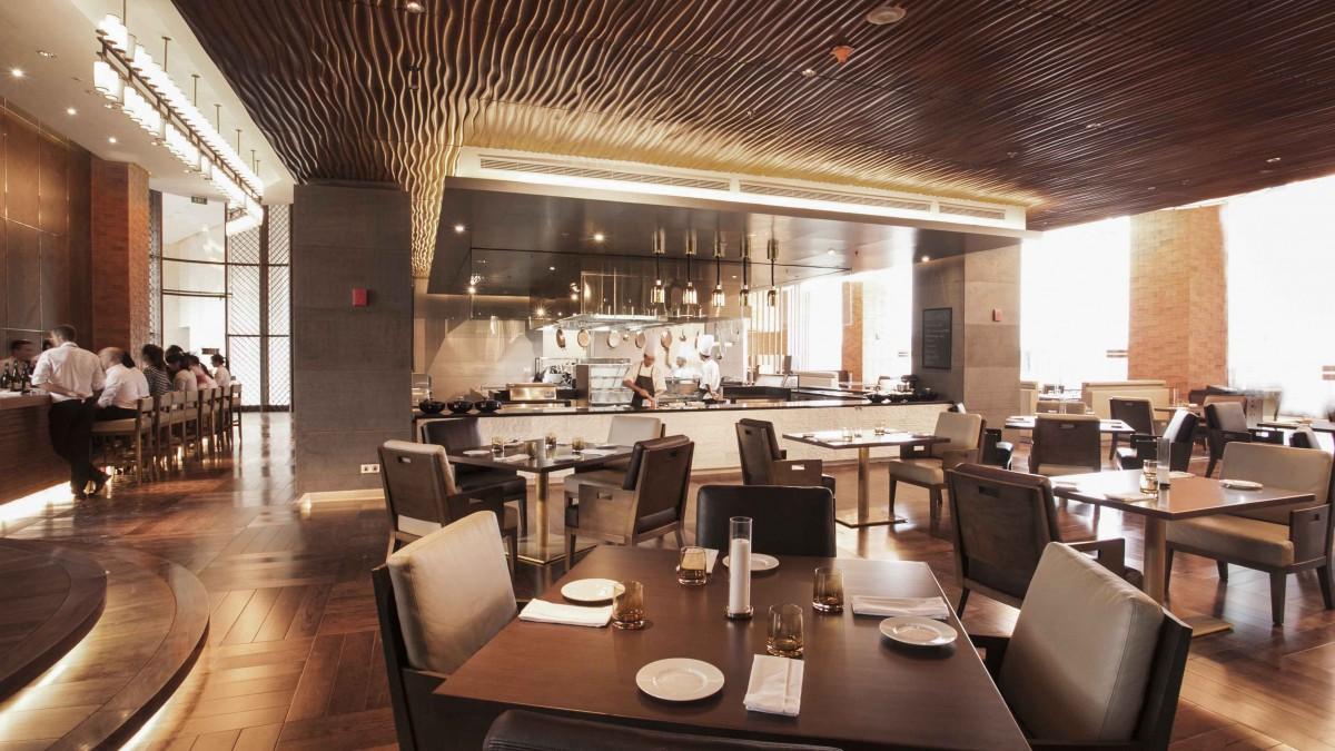 thiết kế bếp nhà hàng5