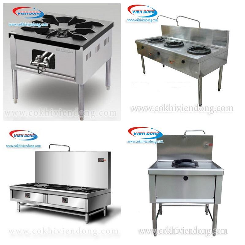 Giá bếp Á công nghiệp và các yếu tố ảnh hưởng đến giá