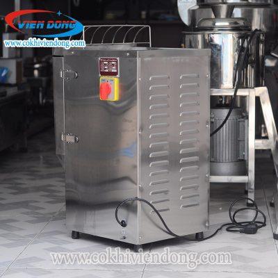 Máy thái rau củ QSP được giao đến công ty Food Vina như thế nào