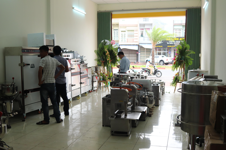 chi nhánh Quy Nhơn - Bình Định