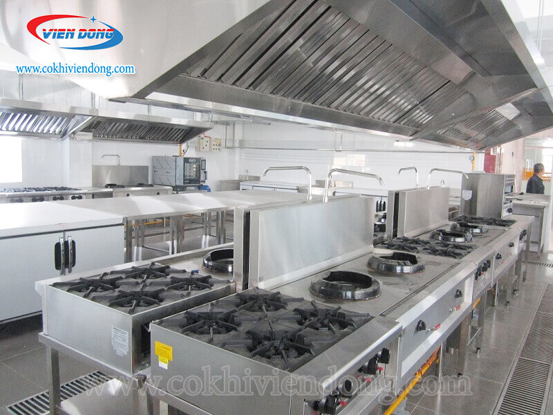 Sửa chữa bếp công nghiệp