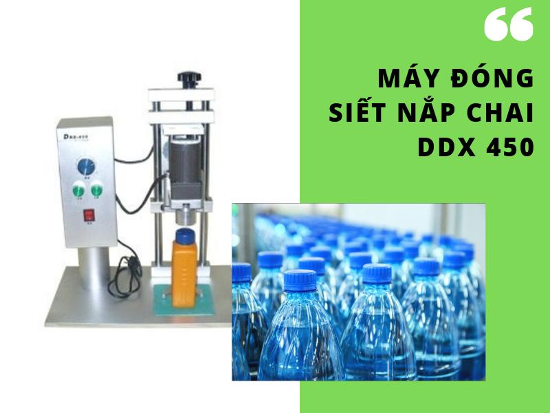 Các yếu tố ảnh hưởng đến giá máy đóng nắp chai nhựa