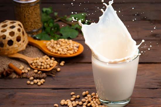 Uống sữa đậu nành vào lúc nào là tốt nhất đối với người  muốn giảm cân