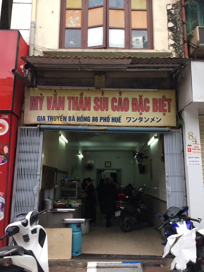 Quán ăn mở xuyên tết