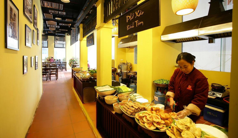 Kinh doanh quán ăn sáng