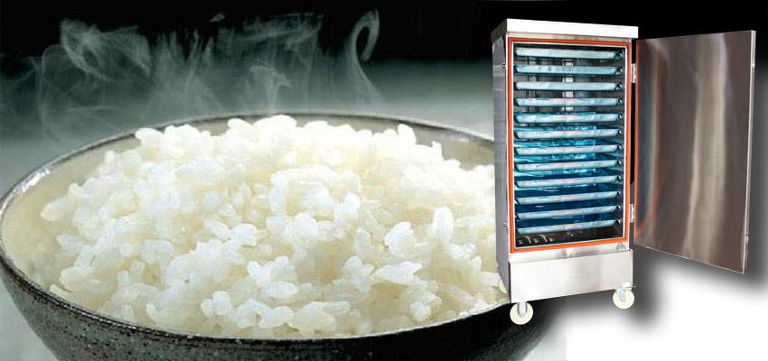 Máy nấu cơm công nghiệp