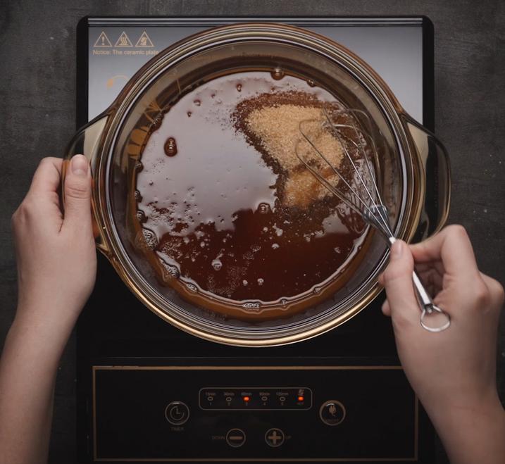 nấu nước mắm