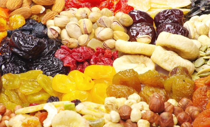 """""""Giật mình"""" về tác dụng của hoa quả sấy khô đối với sức khỏe"""