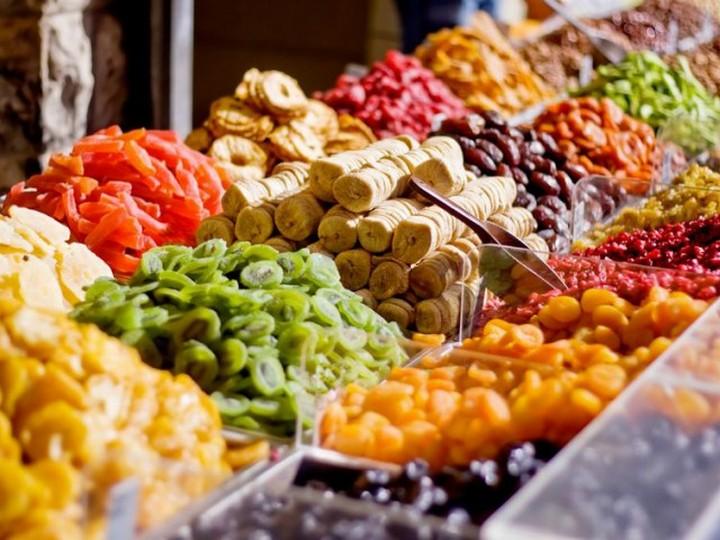 tác dụng của hoa quả sấy khô đối với sức khỏe