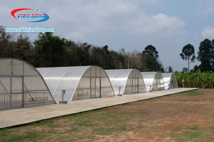 nhà sấy nông sản Viễn Đông