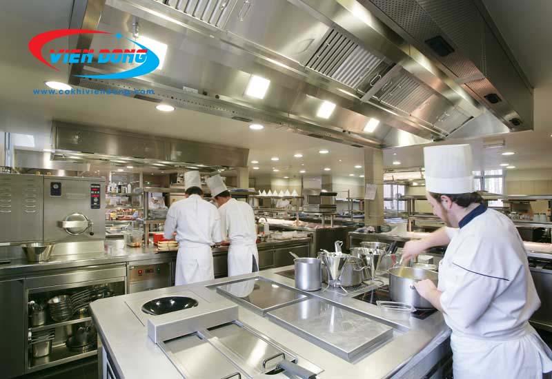 Tư vấn thiết kế bếp công nghiệp- Lời khuyên từ người trong ngành