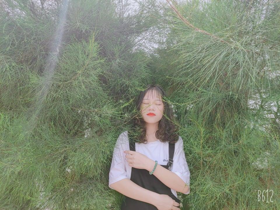 hòa mình với cây cỏ
