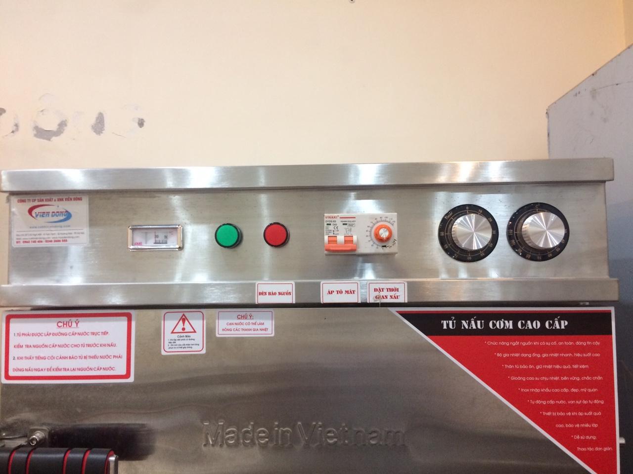 Tủ nấu cơm điện 20 khay