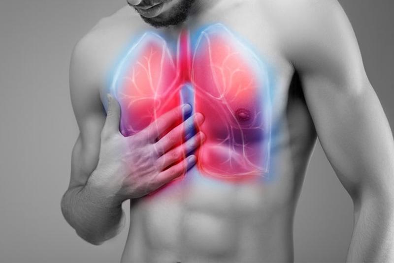 Khí ozone có khả năng gây ra bệnh viêm phổi