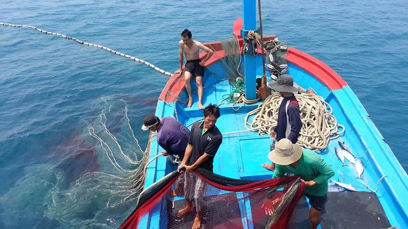 Những nỗi khổ và khó khăn gắn liền với nghiệp làm ngư dân hiện nay