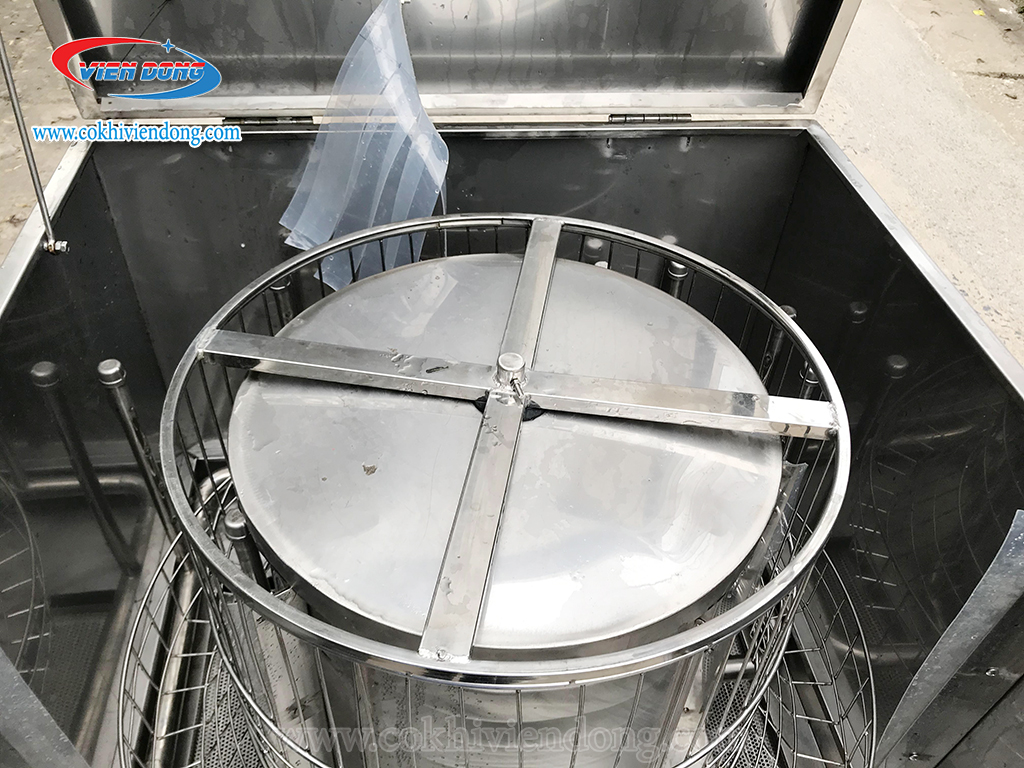 máy rửa bát công nghiệp xoay