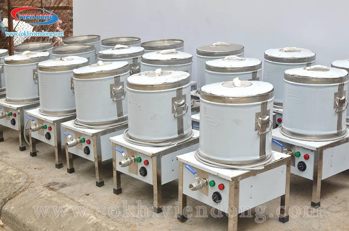 Những đặc tính nổi bật của nồi nấu phở bằng điện 2 ngăn Viễn Đông