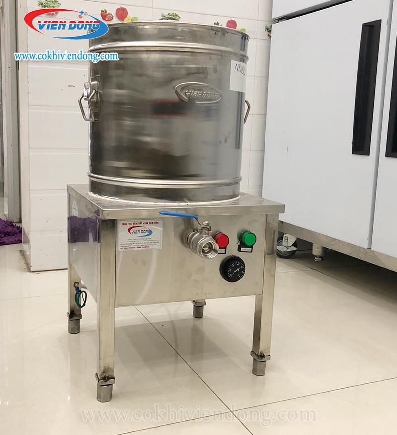 Tìm hiểu về sản phẩm nồi nấu súp bằng điện Viễn Đông