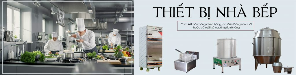 Viễn Đông phân phối các thiết bị nhà bếp