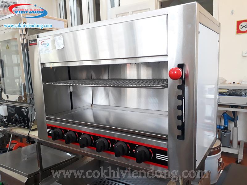 Bếp nướng gas công nghiệp