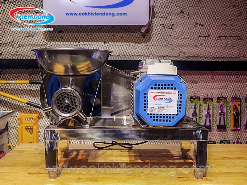Cấu tạo thông minh của máy xay thịt cá VD22S