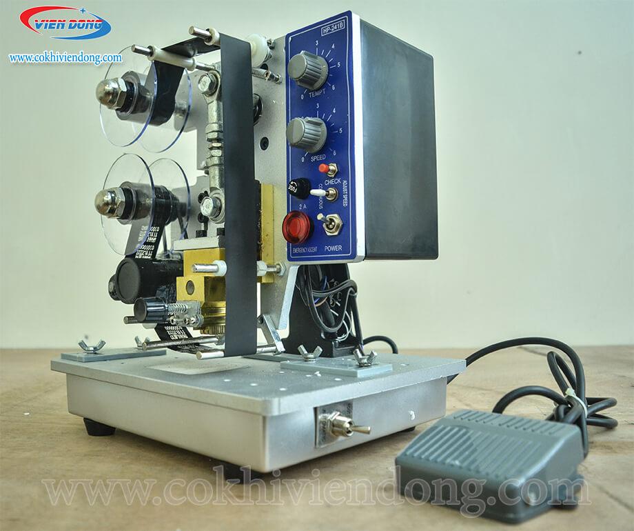 máy dập ngày sản xuất HP-241B